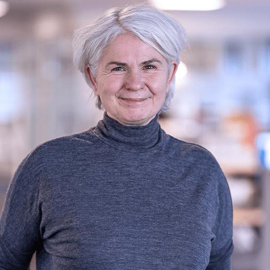 Ergoterapeut Hanne Mølgaard • Seniorkonsulent