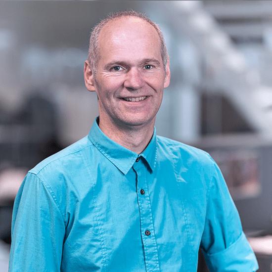 Maskinmester Frode Kirkegaard • Seniorkonsulent
