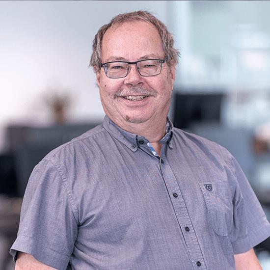 Ergoterapeut Gert Fuursted • Seniorkonsulent