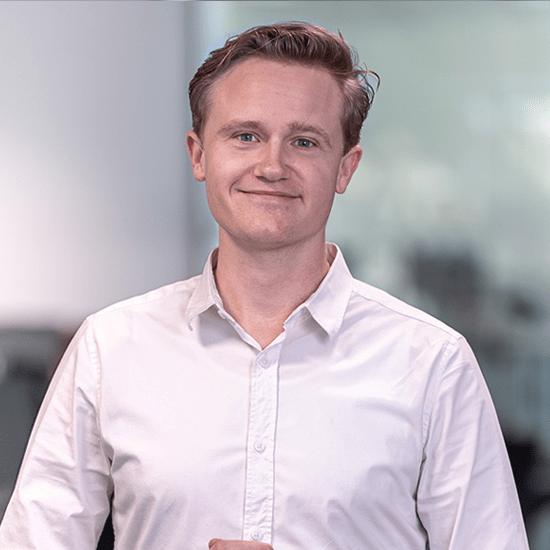 Ledelseskonsulent Jakob Bjarnø Rasmussen • Cand.psych.