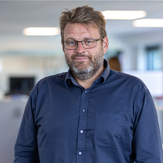 IT-administrator Jan Reymond • IT-support