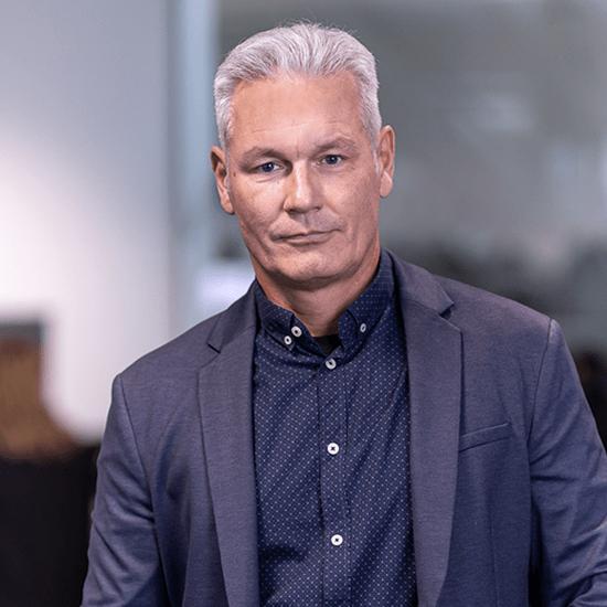 Afdelingsleder Jasper Eriksen • Holstebro Chefkonsulent