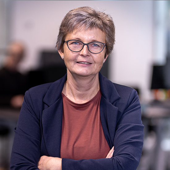 Civilingeniør Jette Knudsen • Seniorkonsulent