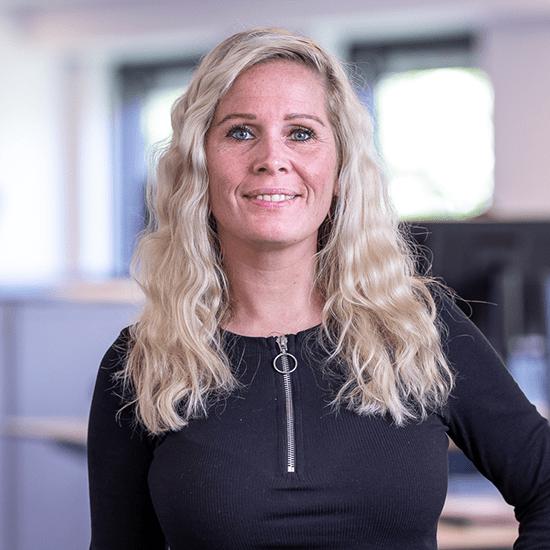 Arbejdsmiljørådgiver Karina Haasum • Seniorkonsulent