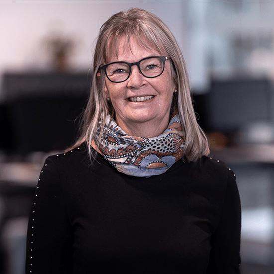 Seniorkonsulent Kirsten Marie Jensen • Strategisk arbejdsmiljø