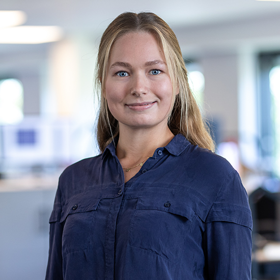 Erhvervspsykolog Kirstine Hørlück Janns • Cand.psych.