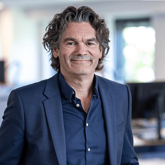 Direktør Lars Tornvig • Strategisk arbejdsmiljø