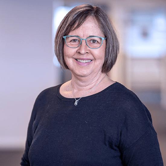 Arbejdsmiljøsygeplejerske Lisanne Poulsen • Seniorkonsulent