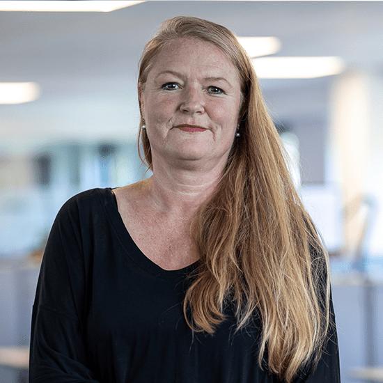 Afdelingsleder Pernille Thau • Chefkonsulent