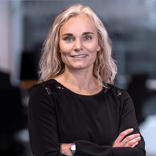 Afdelingsleder Sara Lundhus • Chefkonsulent • Cand.psych. aut.