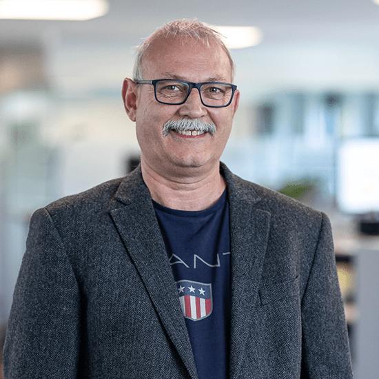 Teknisk miljøleder Søren Jakobsen • MEM • Chefkonsulent