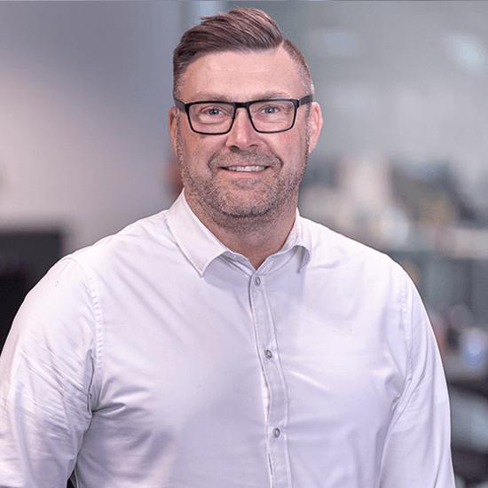 Afdelingsleder Stig Holm • Strategisk arbejdsmiljø