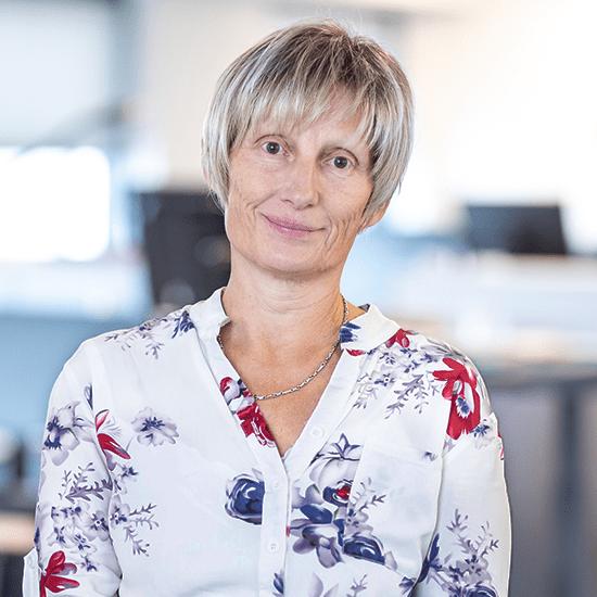 Fysioterapeut Vibeke Rasmussen • MEM • Chefkonsulent