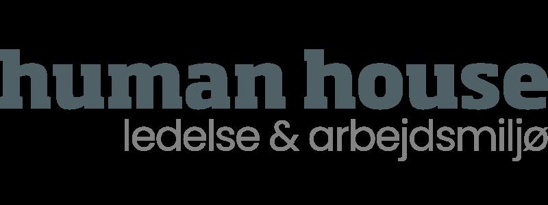Logo, Human House, Ledelse og arbejdsmiljø